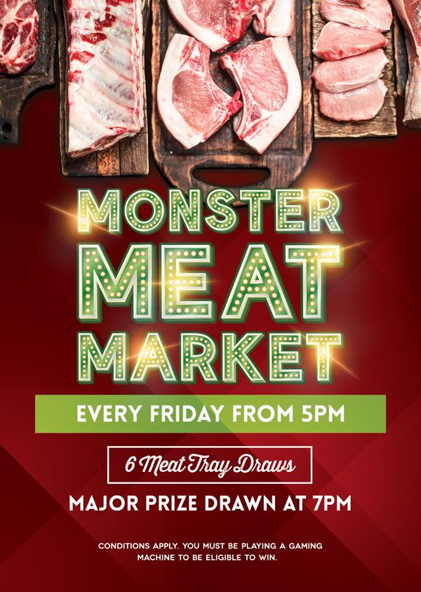Monster Meat Market - Hotel CBD
